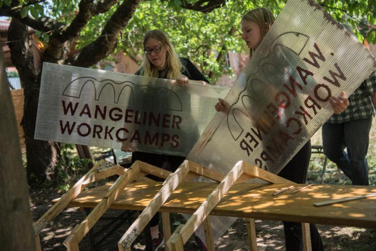 Wangeliner Workcamps | Foto: Hendrik Silbermann (ARTWORKs)